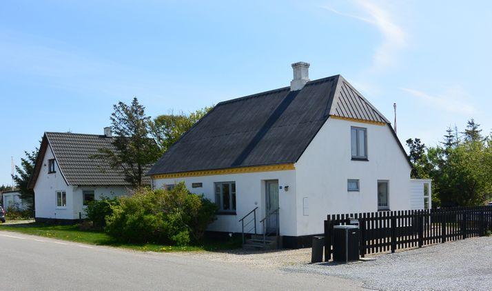 Fiskerhuset Stenbjerg